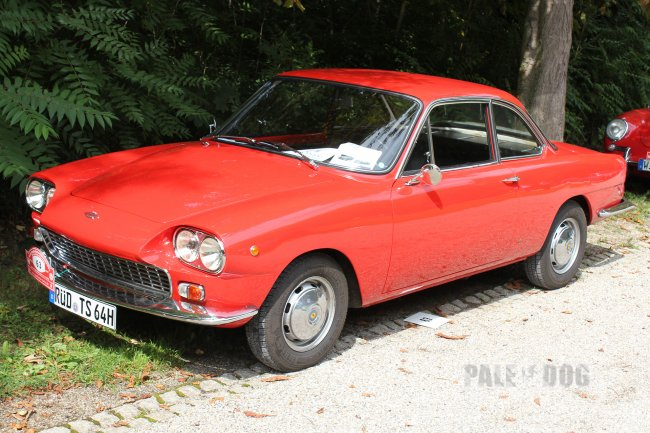1964 Neckar 1500 TS Coupé (front view)