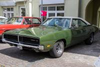 1969 Dodge Charger (front view)