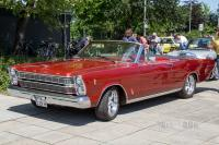1966 Ford Galaxie 500 Convertible (front view)