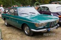 1968 BMW 2000 C (front view)