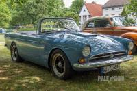 1965 Sunbeam Tiger (front view)