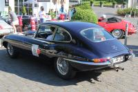 1966 Jaguar E-Type Series 1 Coupé 2+2 (rear view)