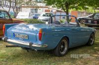 1965 Sunbeam Tiger (rear view)
