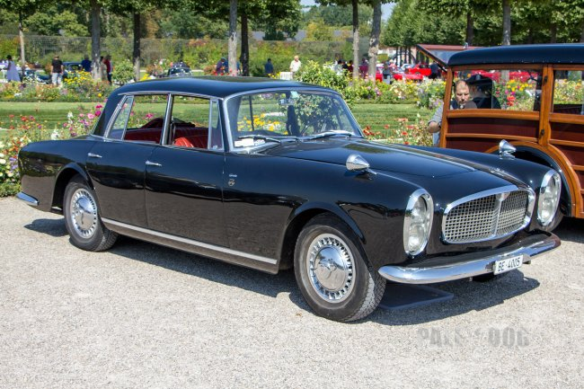 1964 Alvis TE21 Graber Special Sports Saloon (Front)