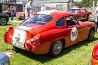 1970 Austin-Healey Sprite Ashley GT (rear view)