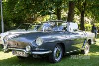 1965 Renault Caravelle 1100 Cabriolet (front view)