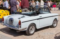 1966 Autobianchi Bianchina Cabriolet Series 3 (rear view)