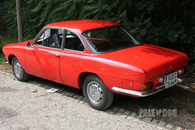 1964 Neckar 1500 TS Coupé (rear view)