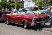 1965 Pontiac GTO Convertible (front view)