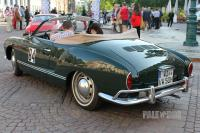 1965 VW 1300 Karmann-Ghia Typ 14 Cabriolet (rear view)