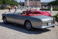 1962 Alvis TD21 Drophead Coupe (rear view)