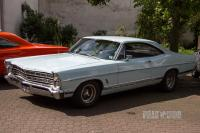 1967 Ford Galaxie 500 Hardtop Coupe (front view)