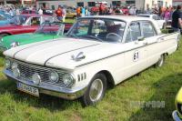 1961 Mercury Comet Sedan (front view)