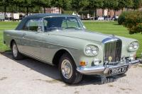 1965 Bentley S3 Continental Drophead Coupe (front view)