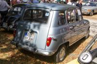 1968 Renault 4 (rear view)