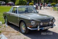 1967 VW 1600 Typ 34 Karmann-Ghia-Coupé (front view)