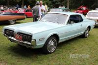 1968 Mercury Cougar Hardtop Coupe (front view)
