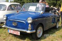 1967 Autobianchi Bianchina Cabriolet Series 3 (front view)