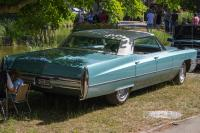 1967 Cadillac Hardtop Sedan DeVille (rear view)