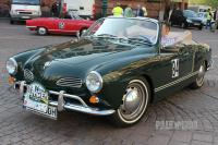 1965 VW 1300 Karmann-Ghia Typ 14 Cabriolet (front view)
