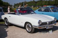 1965 Glas 1300 GT Cabriolet (front view)