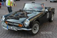 1967 Honda S 800 Roadster (front view)