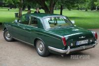 1967 Rolls-Royce Silver Shadow 2-door Saloon by Mulliner Park Ward (rear view)