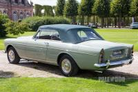 1965 Bentley S3 Continental Drophead Coupe (rear view)