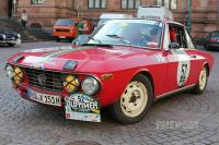 1968 Lancia Fulvia Coupé 1.3 HF (front view)