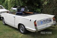 1969 Triumph Vitesse MK 2 Convertible (rear view)