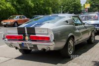 1967 Shelby G.T.350 (rear view)
