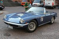 1967 Maserati Mistral 4000 Spyder (front view)