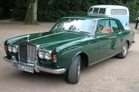 1967 Rolls-Royce Silver Shadow 2-door Saloon by Mulliner Park Ward (front view)