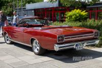1966 Ford Galaxie 500 Convertible (rear view)