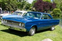 1967 Dodge Coronet 500 Hardtop Coupe (front view)