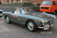 1962 Maserati 3500 GT Spyder by Vignale (front view)