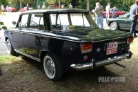 1965 Fiat 1500 Berlina (rear view)