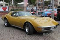 1971 Chevrolet Corvette Stingray Coupe (front view)