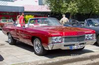 1971 Chevrolet Impala Convertible (front view)