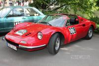 1972 Dino 246 GTS (front view)