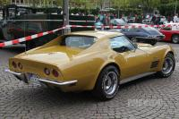 1971 Chevrolet Corvette Stingray Coupe (rear view)
