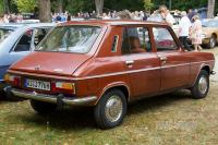 1976 Simca 1100 (rear view)