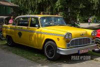 1978 Checker A11 Taxi (front view)