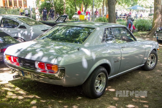 1977 Toyota Celica GT (rear view)