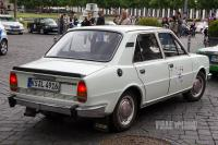 1980 Škoda 120 LS (rear view)