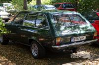 1971 Opel Ascona 16 Caravan (rear view)