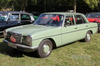 1973 Mercedes-Benz 200 (front view)