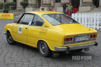 1974 Škoda S 110 R Coupé (rear view)