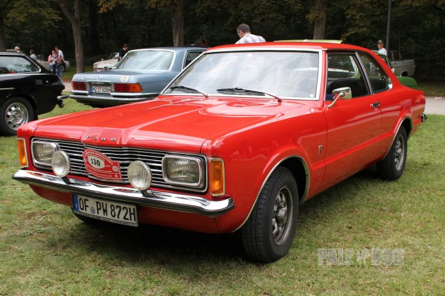 1973 Ford Taunus XL 1600 (front view)