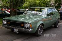 1972 AMC Gremlin (front view)